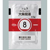 Tsumura Daisaikoto[8] : 42bags (for two weeks)