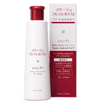 Collage Furu Furu Next Shampoo: 200ml <Red>