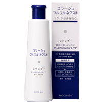 Collage Furu Furu Next Shampoo: 200ml <Blue>