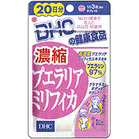 DHC Condensation Pueraria mirifica: 60 tablets