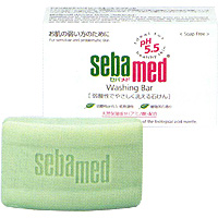 Sebamed Wash Bar: 100g